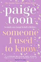 Someone I Used to Know (Paperback)