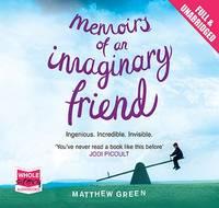 Memoirs of an Imaginary Friend (CD-Audio)