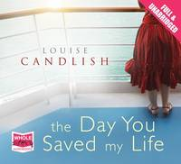 The Day You Saved My Life (CD-Audio)
