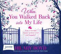 When You Walked Back Into My Life (CD-Audio)