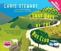 Last Days of the Bus Club (CD-Audio)