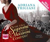 The Supreme Macaroni Company (CD-Audio)