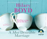 A Most Desirable Marriage (CD-Audio)