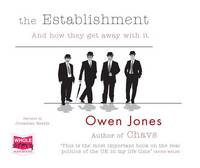 The Establishment: And How They Get Away With It (CD-Audio)