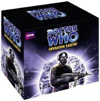 Doctor Who: Invasion Earth! (Classic Novels Box Set) (CD-Audio)