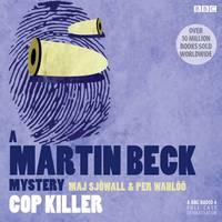 Martin Beck Cop Killer - A Martin Beck Mystery (CD-Audio)