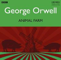 Animal Farm (CD-Audio)