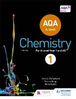 AQA A Level Chemistry Student Book 1 - AQA A level Science (Paperback)