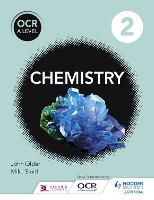 OCR A Level Chemistry Student Book 2 (Paperback)
