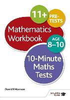 10-Minute Maths Tests Workbook Age 8-10 (Paperback)