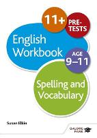 Spelling & Vocabulary Workbook Age 9-11 (Paperback)