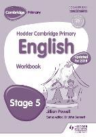 Hodder Cambridge Primary English: Work Book Stage 5 - Hodder Cambridge Primary English (Paperback)