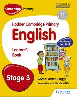 Hodder Cambridge Primary English: Learner's Book Stage 3 - Hodder Cambridge Primary English (Paperback)