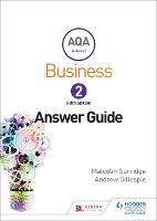 AQA Business for A Level 2 (Surridge & Gillespie): Answers (Paperback)