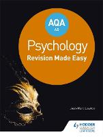 AQA AS Psychology: Revision Made Easy (Paperback)