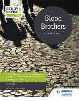 Study and Revise for GCSE: Blood Brothers (Paperback)