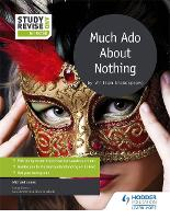 Study and Revise for GCSE: Much Ado About Nothing (Paperback)