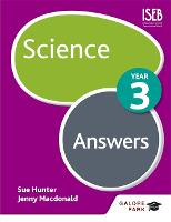 Science Year 3 Answers (Paperback)