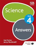 Science Year 4 Answers (Paperback)