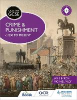 OCR GCSE History SHP: Crime and Punishment c.1250 to present (Paperback)