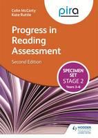 PiRA Stage Two (Tests 3-6) Specimen Set - Progress in Reading Assessment
