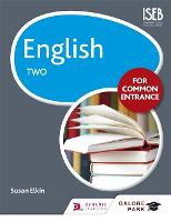 English for Common Entrance Two (Paperback)