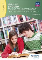 Levels 3-4 English: Reading for Understanding, Analysis and Evaluation Skills