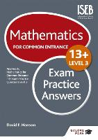 Mathematics Level 3 for Common Entrance at 13+ Exam Practice Answers (Paperback)