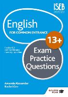 English for Common Entrance at 13+ Exam Practice Questions