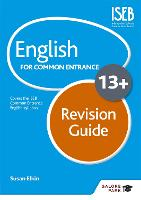 English for Common Entrance at 13+ Revision Guide (Paperback)