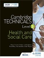 Cambridge Technicals Level 3 Health and Social Care (Paperback)