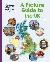 Reading Planet - A Picture Guide to the UK - Purple: Galaxy - Rising Stars Reading Planet (Paperback)