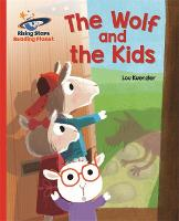 Reading Planet - The Wolf and the Kids - Red B: Galaxy