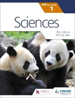 Sciences for the IB MYP 1 (Paperback)