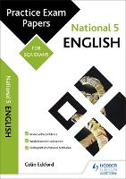 National 5 English: Practice Papers for SQA Exams - Scottish Practice Exam Papers (Paperback)