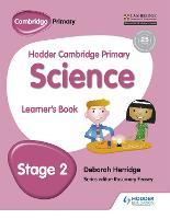Hodder Cambridge Primary Science Learner's Book 2 (Paperback)