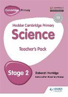 Hodder Cambridge Primary Science Teacher's Pack 2 (Paperback)
