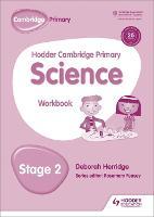 Hodder Cambridge Primary Science Workbook 2 (Paperback)