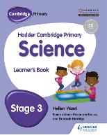 Hodder Cambridge Primary Science Learner's Book 3 (Paperback)