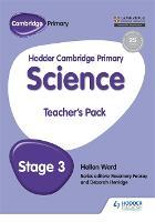 Hodder Cambridge Primary Science Teacher's Pack 3 (Paperback)