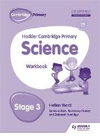 Hodder Cambridge Primary Science Workbook 3 (Paperback)