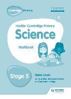 Hodder Cambridge Primary Science Workbook 5 (Paperback)