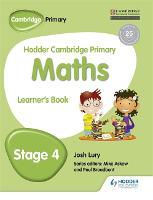 Hodder Cambridge Primary Maths Learner's Book 4 - Hodder Cambridge Primary Science (Paperback)