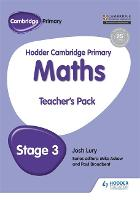 Hodder Cambridge Primary Maths Teacher's Pack 3 - Hodder Cambridge Primary Science (Paperback)