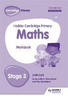Hodder Cambridge Primary Maths Workbook 3 - Hodder Cambridge Primary Science (Paperback)