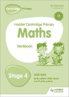 Hodder Cambridge Primary Maths Workbook 4 - Hodder Cambridge Primary Science (Paperback)