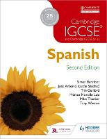 Cambridge IGCSE (R) Spanish Student Book Second Edition (Paperback)