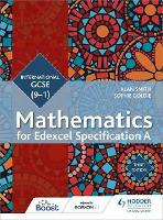 Edexcel International GCSE (9-1) Mathematics Student Book Third Edition (Paperback)