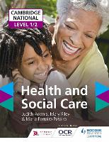 Cambridge National Level 1/2 Health and Social Care (Paperback)