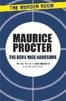 The Devil Was Handsome - Murder Room (Paperback)